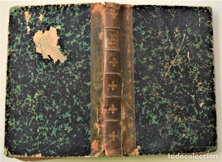 Libros antiguos: EL AMIGO MANSO - BENITO PÉREZ GALDÓS - PRIMERA EDICIÓN - MADRID 1882 - Foto 2 - 226100145
