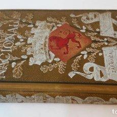 Libros antiguos: 1882 - PEREZ GALDÓS - EPISODIOS NACIONALES III: ZARAGOZA, NAPOLEÓN - ILUSTRADOS. Lote 226780615