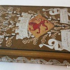 Libros antiguos: 1885 - PEREZ GALDÓS - EPISODIOS NACIONALES X: LOS APOSTÓLICOS, UN FACCIOSO MÁS - ILUSTRADO. Lote 226781805