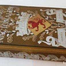 Libros antiguos: 1883 - PEREZ GALDÓS - EPISODIOS NACIONALES V: GERONA, CÁDIZ - ILUSTRADOS. Lote 226782080