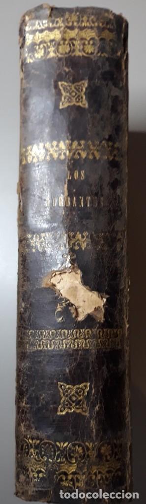 Libros antiguos: 1855. Los Forbantes o Piratas de las Antillas. Paul Duplessis. Novela Histórica, Litografías a color - Foto 5 - 227863680