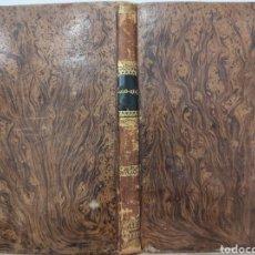 Libros antiguos: 1837. ROB ROY. SIR WALTER-SCOT. BARCELONA IMP. ANTONIO BERGNES. Lote 232015975