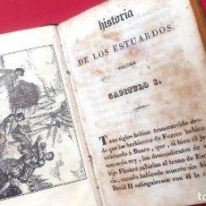 Libros antiguos: ALEJANDRO DUMAS - LOS ESTUARDOS - 1840 - TOMO I. Lote 232830575
