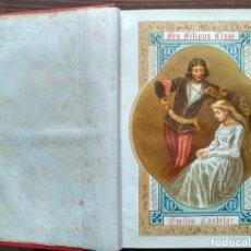 Libros antiguos: FRA FILIPPO LIPPI. EMILIO CASTELAR AÑO 1879 (3 TOMOS EN 1 VOL.). Lote 233101970