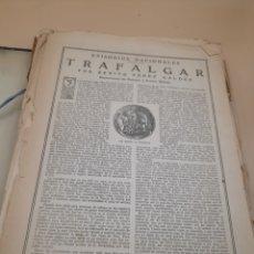 Libros antiguos: EPISODIOS NACIONALES BENITO PÉREZ GALDOS. EDICION 1928 ABC.. Lote 239877255