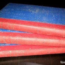 Libros antiguos: EL VIZCONDE DE BRAGELONNE O DIEZ AÑOS MÁS TARDE. ALEJANDRO DUMAS. EDICIÓN DE CALLEJA. 3 TOMOS. 1935.. Lote 246743410