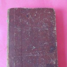 Libros antiguos: LAS CATACUMBAS DE PARIS, EDICION SIGLO XIX. Lote 248773195
