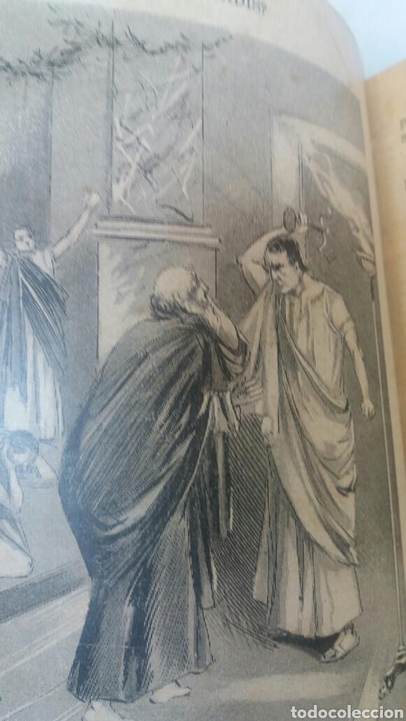 Libros antiguos: Quo vadis editado en el año 1900 - Foto 3 - 252768460