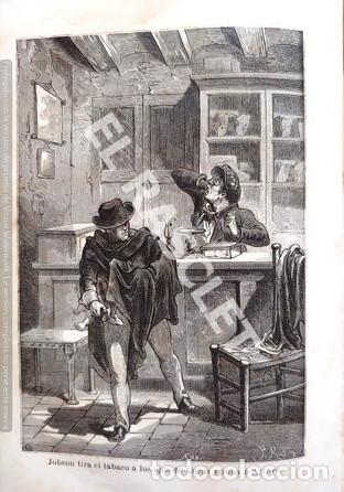 Libros antiguos: ANTIGUO LIBRO - AMOR DE MADRE - TOMO II - JOSE GIMENEZ SERRANO - AÑO 1879 - TAPAS DURAS - - Foto 5 - 252793030