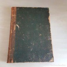 Livres anciens: ANTIGUO LIBRO LA LEYENDA DEL CID. JOSÉ ZORRILLA. 1882. Lote 260074870