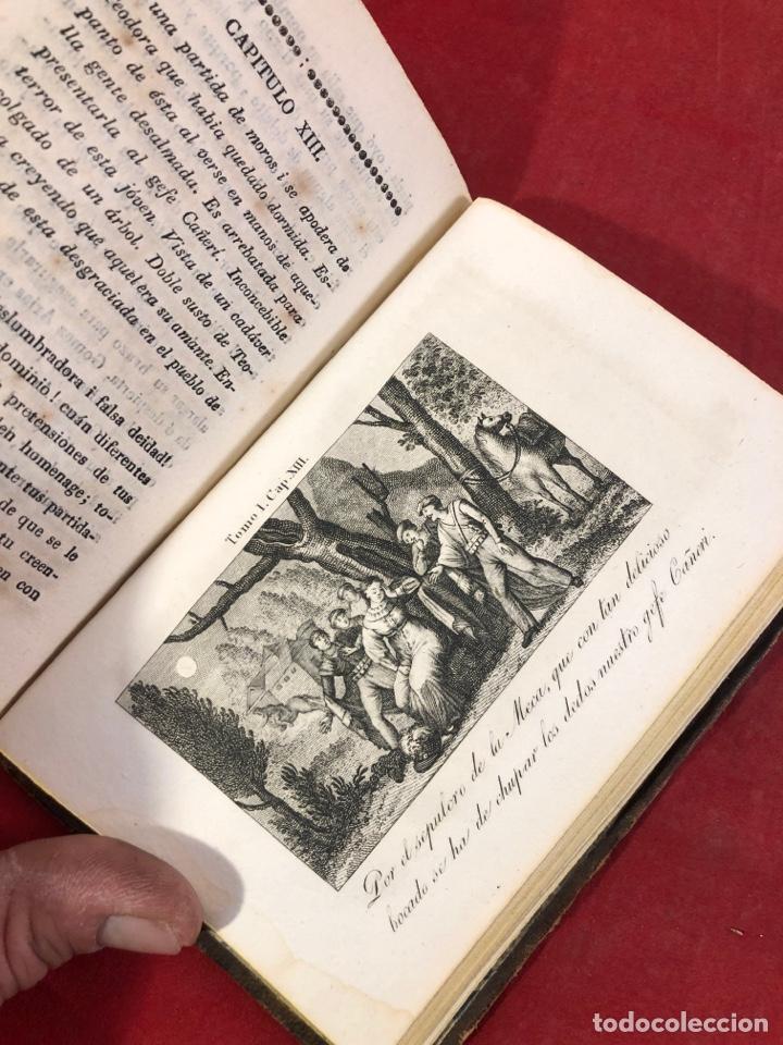 Libros antiguos: GOMEZ ARIAS O LOS MOROS DE LAS ALPUJARRAS NOVELA HISTÓRICA 1831 - Foto 3 - 262550375