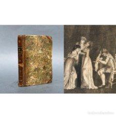 Livres anciens: 1830 - ADELINA O LA ABADÍA EN LA SELVA - NOVELA HISTÓRICA - MIS ANA DE RADCLIFF - LIBRO ANTIGUO. Lote 264151616