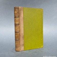 Livres anciens: 1898 - EL CULPABLE - FRANCOIS COPPEE - NOVELA - BELLA ENCUADERNACION - LIBRO ANTIGUO. Lote 264162104
