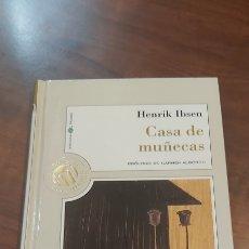 Libros antiguos: CASA DE MUÑECAS.- IBSEN, HENRIK. Lote 271018638