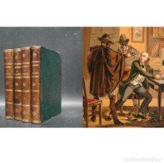 Livros antigos: 1886 - EL MANUSCRITO DE UNA MADRE - ENRIQUE PEREZ ESCRICH - NOVELA DE COSTUMBRES - OBRA COMPLETA. Lote 274391578