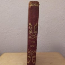 Libros antiguos: ALEJANDRO DUMAS - ANGEL PITOU 1851 (NO EN CCPB). Lote 275107033