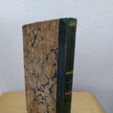Libros antiguos: WALTER SCOTT - ROB ROY (PRIMERA EDICIÓN EN ESPAÑA). Lote 275107783