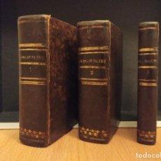 Libros antiguos: WALTER SCOTT - REDGAUNTLET (PRIMERA EDICIÓN EN CASTELLANO). Lote 275140033