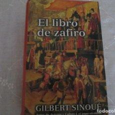 Libros antiguos: EL LIBRO DE ZAFIRO. Lote 275272583