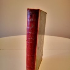 Libros antiguos: GUERRA Y PAZ, ANA KARENINA, RESURRECCION SONATA DE KREUTZER LEON TOLSTOI LA NOVELA ILUSTRADA. Lote 276655678