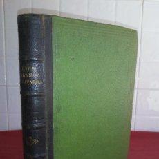 Livres anciens: DOÑA BLANCA DE NAVARRA - AÑO 1849 - F.NAVARRO VILLOSLADA - BELLOS GRABADOS.. Lote 283028333