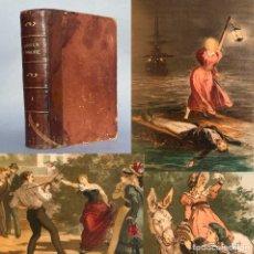 Livres anciens: ¡VIRGEN Y MADRE! - LUIS DE VAL - NOVELA - ILUSTRADO - EUSEBIO PLANAS - BARCELONA. Lote 284230328