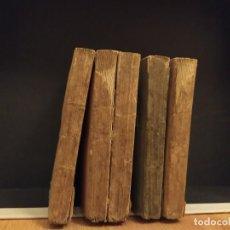 Livres anciens: WALTER SCOTT - EL ANTICUARIO (1834). Lote 284756443
