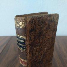 Livres anciens: OLIVER GOLDSMITH - LA FAMILIA DE PRIMROSE (THE VICAR OF WAKEFIELD) PRIMERA EDICIÓN EN CASTELLANO. Lote 284767313