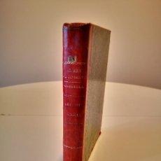 Libros antiguos: LUCRECIA BORGIA M. FERNANDEZ Y GONZALEZ EL REY SE DIVIERTE CROMWELL VICTOR HUGO LA NOVELA ILUSTRADA. Lote 286819058