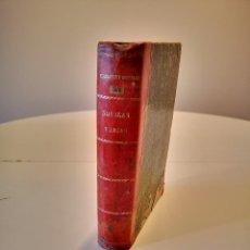 Libros antiguos: 6 NOVELAS COMPLETAS DE M. FERNANDEZ Y GONZALEZ NOVELA ILUSTRADA BUEN ESTADO. Lote 286819523