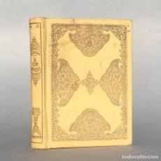 Libros antiguos: EL ULTIMO ABENCERRAJE - CHATEAUBRIAND - GRANADA. Lote 289246588