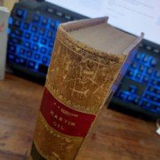 Libros antiguos: MARTIN GIL. MEMORIAS DEL TIEMPO DE FELIPE II. TOMO SEGUNDO. FERNANDEZ Y GONZÁLEZ, M. MADRID, 1889. Lote 289252443