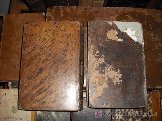 Libros antiguos: 1871 AMOR DE ESPOSA. ANTONIO DE PADUA. ESPASA HERMANOS. GRABADOS DE EUSEBIO PLANAS. 2 TOMOS - Foto 22 - 27090723