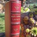 Libros antiguos: ÁLVARO CARRILLO: MÁRTIR CRIMINAL Y ABSUELTA, TOMO I, 1890, 8 CROMOLITOGRAFÍAS DE EUSEBIO PLANAS . Lote 22322693