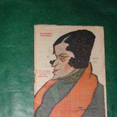 Libros antiguos: MAS FUERTE QUE EL AMOR, DE JACINTO BENAVENTE. Lote 14397545