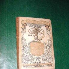Libros antiguos: DOS VECES AMANTES, DE SOUSA COSTA. Lote 14664269