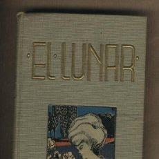 Libros antiguos: EL LUNAR.ALFREDO DE MUSSET.TRADUCCIÓN JOAQUIN GALLARDO.DOMENECH EDITOR.1911.MODERNISTA.. Lote 23830270