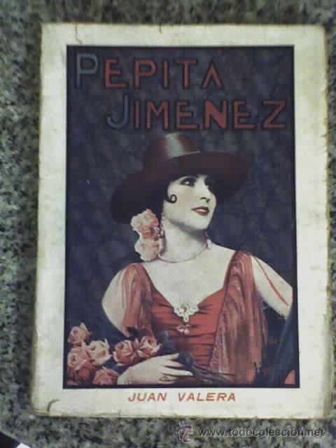 PEPITA JIMENEZ, POR JUAN VALERA - RARA EDICION EN RUSTICA - BUENOS AIRES - ARGENTINA - 1932 (Libros antiguos (hasta 1936), raros y curiosos - Literatura - Narrativa - Novela Romántica)