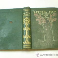 Libros antiguos: LOUISA M. ALCOTT LITTLE MAN ILLUSTRATIONS BY REGINALD B. BIRCH LONDON 1906. Lote 21961085