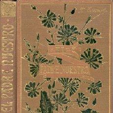 Libros antiguos: EL PADRE NUESTRO – AÑO 1895 . Lote 26422790
