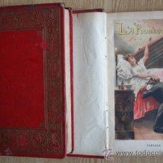 Libros antiguos: LA PROMESA SAGRADA. NOVELA DE COSTUMBRES. PÉREZ ESCRICH (ENRIQUE). Lote 22133169