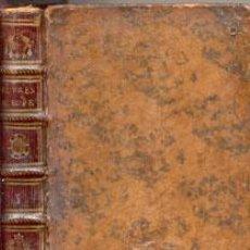 Libros antiguos: OEUVRES DIVERSES DE POPE – AÑO 1763. Lote 26793578