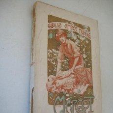 Libros antiguos: MARGOT .-ALFREDO DE MUSSET//S/F. Lote 23472859
