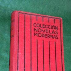 Libros antiguos: LOS COMPETIDORES DE LA MUERTE, DE OLIVERO MON (J.AGUILAR CATENA) 1934. Lote 26292430