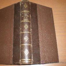 Libros antiguos: PIERRE LOUYS LA MUJER Y EL PELELE (NOVELA ANDALUZA) PARIS MEXICO 1910 ACUARELAS DE CARLOS VAZQUEZ. Lote 28033022