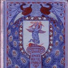 Libros antiguos: EL FINAL DE UNA LEYENDA.ANGEL RUIZ PABLO.. Lote 28159215
