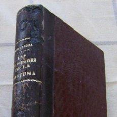 Libros antiguos: MADRID ( 1926) * PIO BAROJA * LAS VELEIDADES DE LA FORTUNA * PRIMERA EDICIÓN. Lote 28238631