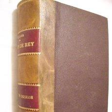 Libros antiguos: HUMOS DE REY.VARÓN DE DESEOS. LEÓN RICARDO. HERNANDO. MADRID. 1929. . Lote 3449703