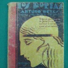 Libros antiguos: NOVELA ROMANTICA , AVENTURAS, SUSPENSE Y TEATRO. Lote 30164233