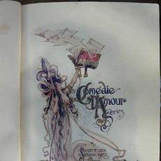 Libros antiguos: THE BOHEMIANS - HENRI MURGER - AÑO 1906 - INTERNATIONAL PUBLISHING CO. - 342 PAG. Lote 30493593